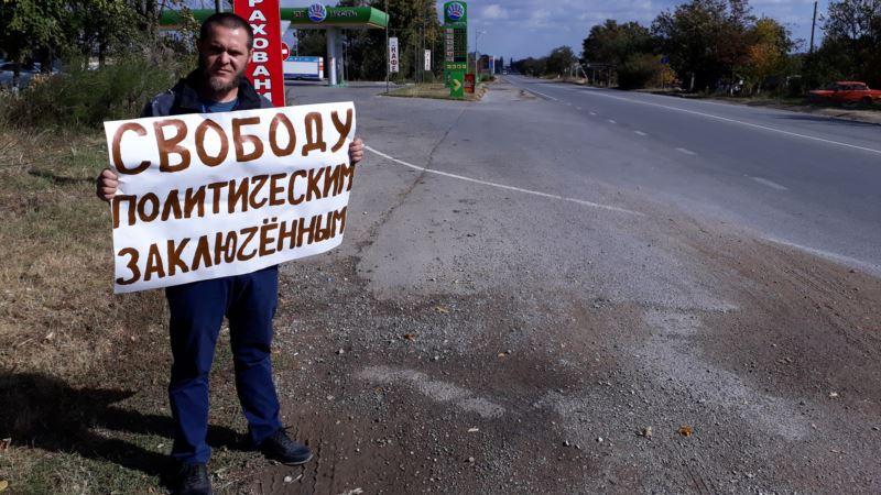 За 3 месяца в Крыму оштрафовали 80 крымских татар и еще двух мусульман за одиночные пикеты – ООН