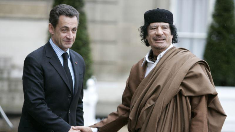 Франция: следователи второй день подряд допрашивают Саркози