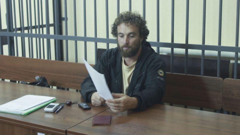 Арестованного севастопольского левого активиста Шестаковича выпустили на свободу – активист