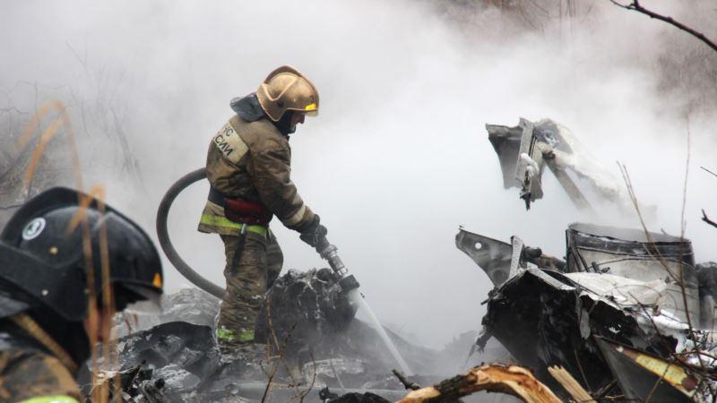 Россия: в Хабаровске разбился вертолет Ми-8, погибли 6 человек