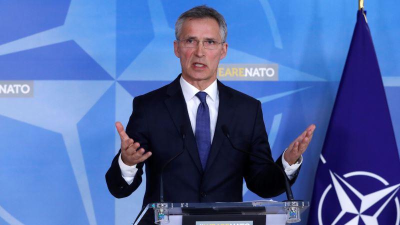 Столтенберг: незаконная аннексия Крыма – последствие опасного поведения Москвы