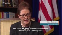 Йованович назвала санкции важным рычагом давления на Россию в вопросе деоккупации Крыма