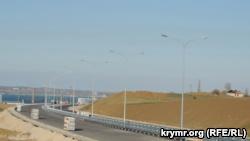 Власти Крыма требуют закончить дорогу к Керченскому мосту к 1 мая