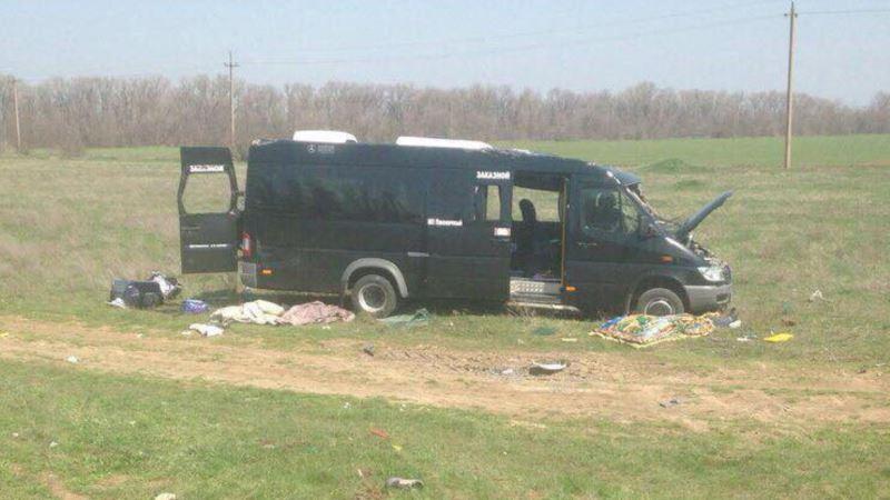 ДТП в Красноперекопском районе: двое пострадавших находятся в стабильно  тяжелом состоянии