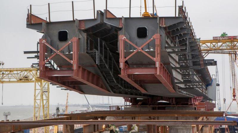Из-за Керченского моста Украина теряет десятки миллионов гривен – министр Омелян