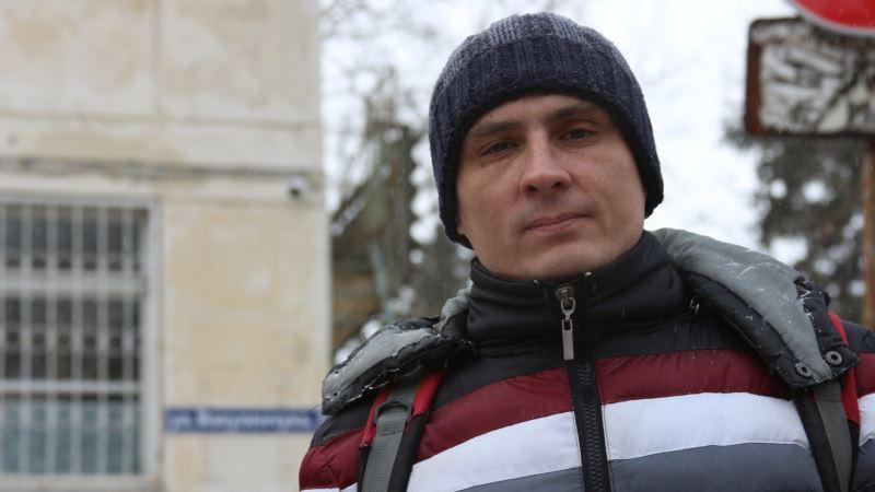Севастополь: прокурор запросил 2 года условно Игорю Мовенко, избитому из-за украинской символики