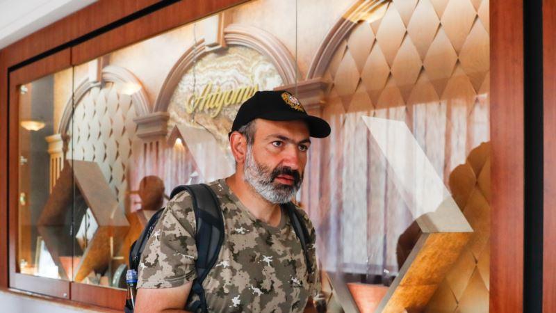В Армении лидер оппозиции призвал граждан выйти на улицы