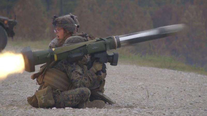 США подтверждают доставку комплексов «Джавелин» в Украину
