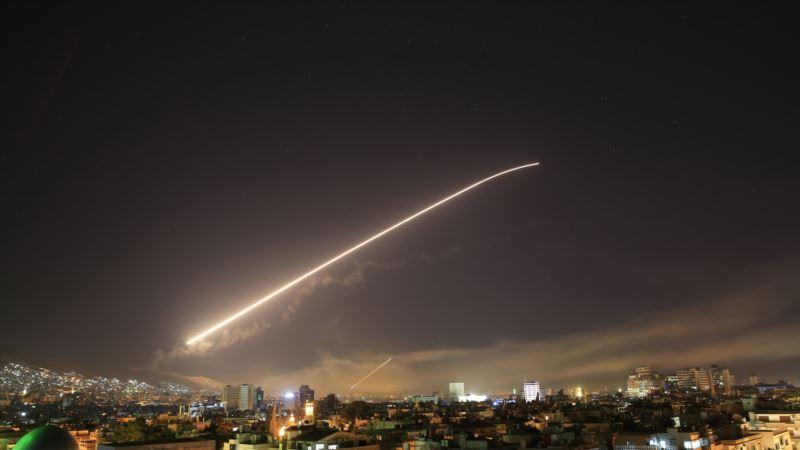 Франция обнародовала доклад о химической атаке в Сирии и обвинила Асада