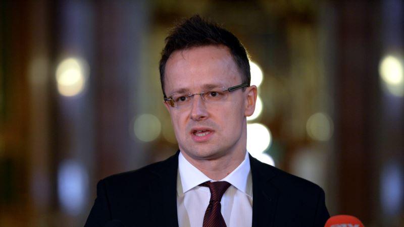 Будапешт резко осудил Киев за законопроект о двойном гражданстве
