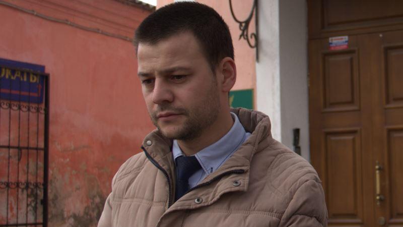 В Крыму адвокат заявил в полицию об исчезновении харьковчанина Стешенко
