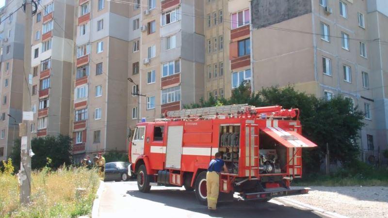 Жителей Керчи призывают вступать в пожарную охрану