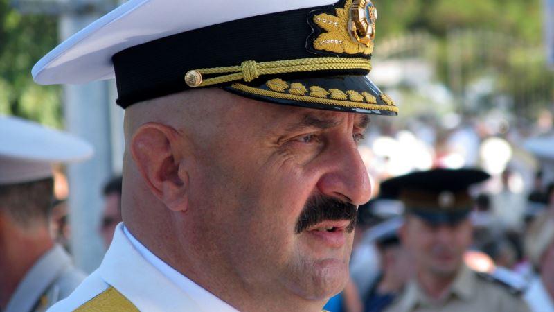 Экс-глава Генштаба ВСУ отрицает, что знал о вторжении российских военных в Крым в 2014 году