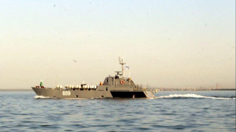 Боевые корабли Черноморского флота вошли в воды Азовского моря (+фото)