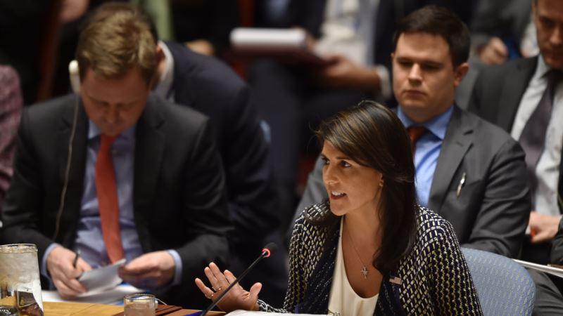 Посол США при ООН: сирийские правительственные войска применяли химическое оружие не менее 50 раз