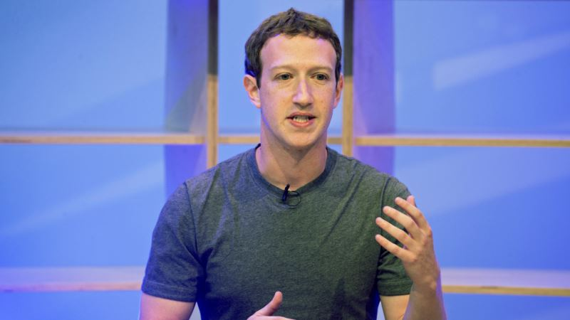 Facebook находится в состоянии «гонки вооружений» с поддерживаемыми Россией группами – Цукерберг