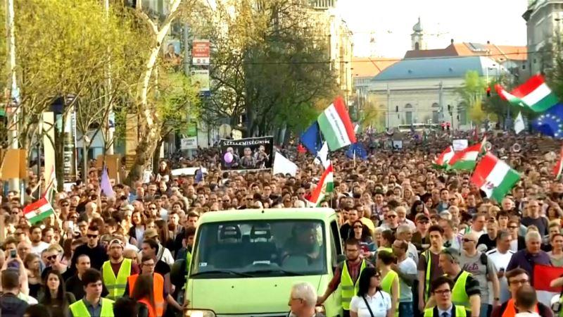 Венгрия: избирательная комиссия подтвердила победу партии Орбана