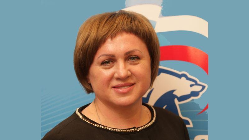 Глава Ялты Сотникова ушла в отставку – СМИ