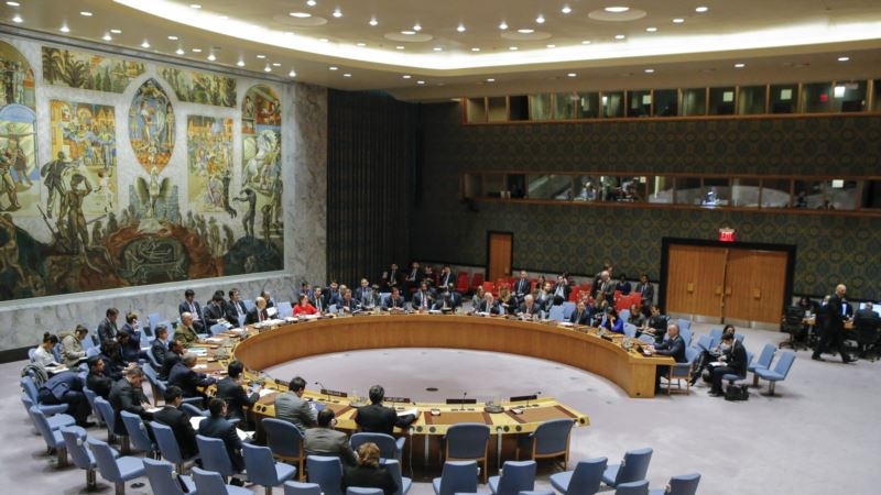Совбез ООН: Россия наложила вето на проект резолюции США о расследовании химатаки в Сирии