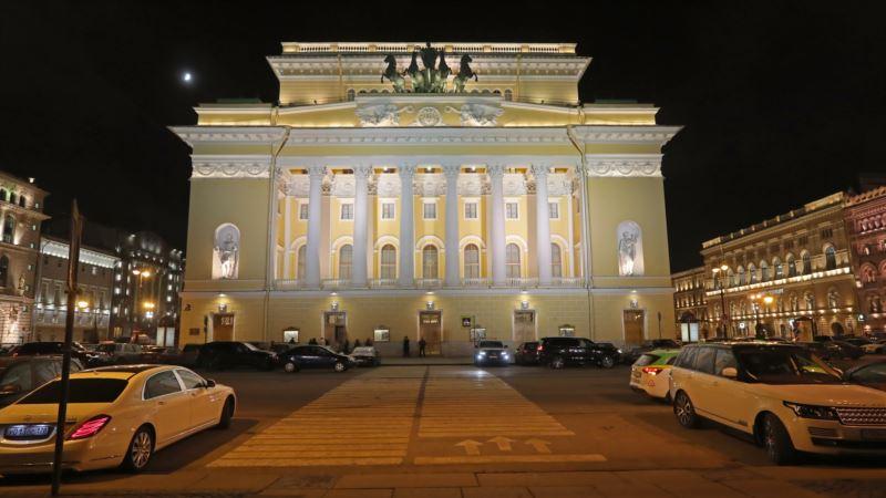 В России экс-менеджер трубопрокатного завода возглавил знаменитый Александринский театр