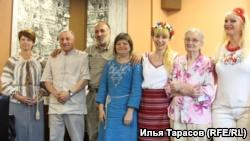 В Симферополе активисты отметили День вышиванки (+ фото)
