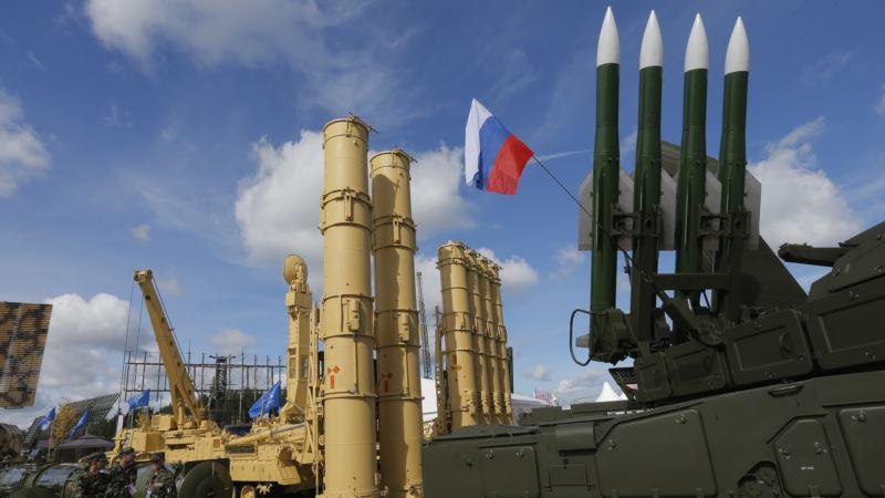 В Конгрессе США предлагают санкции против поставщиков российского ОПК