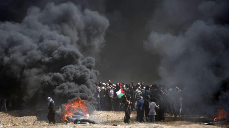 Столкновения у границы с Газой: число погибших возросло до 52