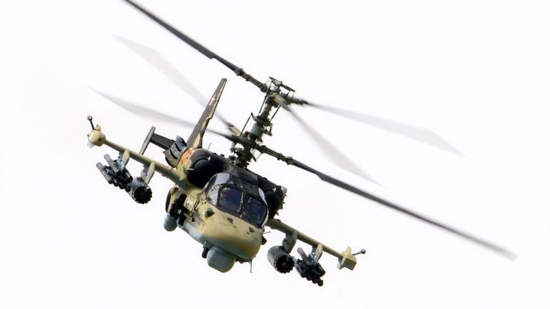 В Сирии опять разбился российский военный вертолёт, оба пилота погибли