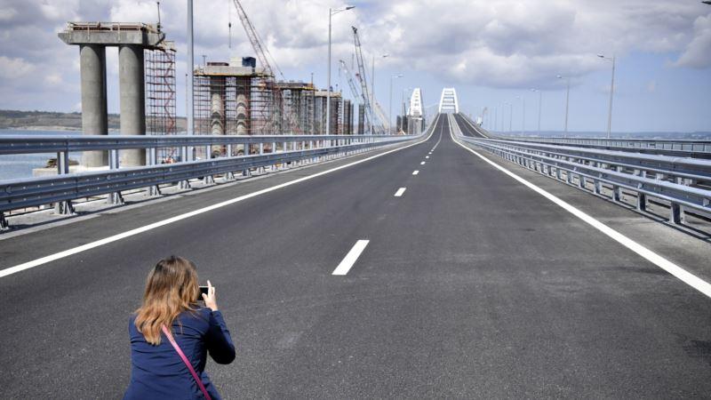 МИД Великобритании: открытие Керченского моста – нарушение суверенитетаУкраины