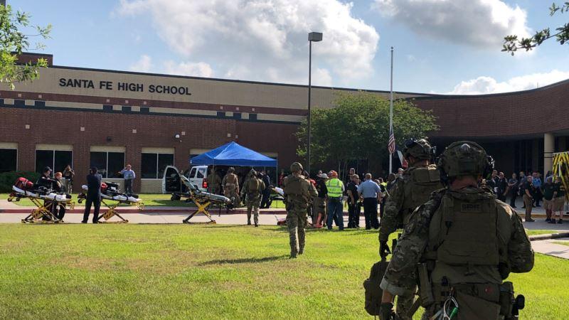 В результате стрельбы в школе Техаса погибли 10 человек, еще 10 ранены – губернатор
