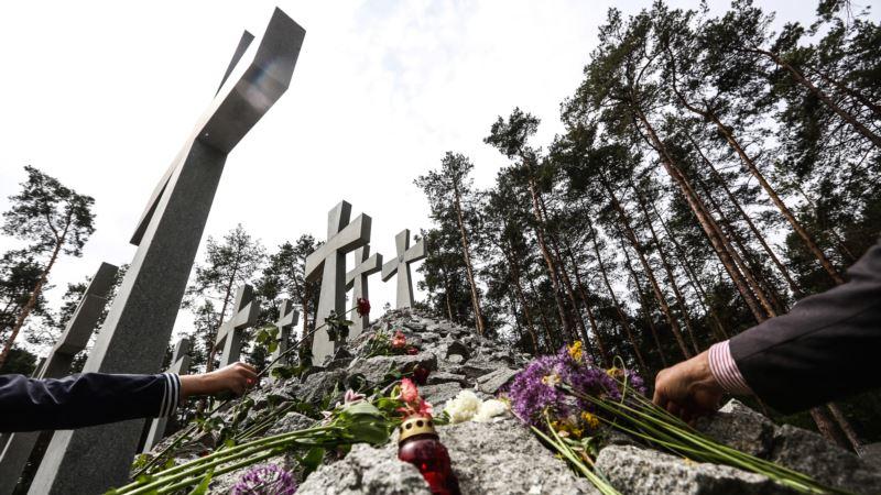 В Украине 20 мая чтут память жертв политических репрессий