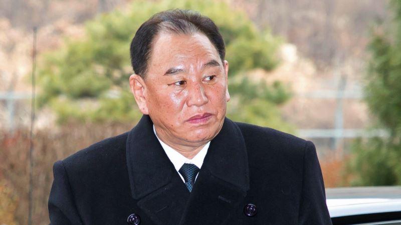 Заместитель лидера Северной Кореи прибыл в США