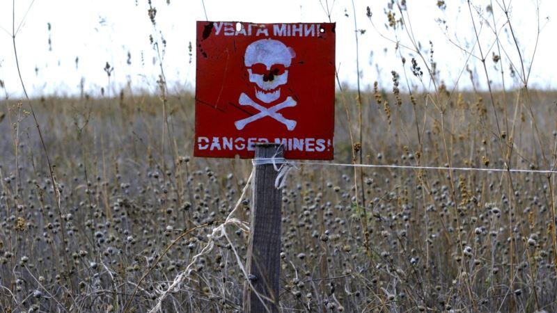 От мин на Донбассе погибли по меньшей мере 355 гражданских – украинское министерство