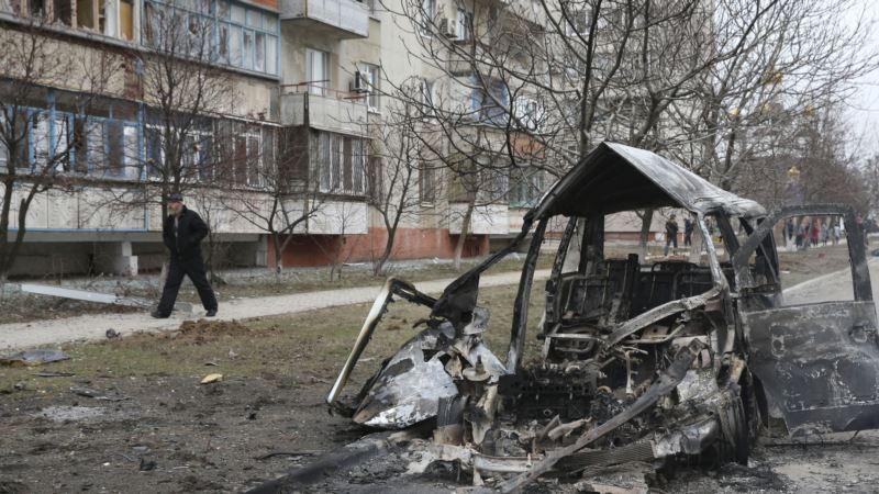 Команда Bellingcat установила личности российских военных, ответственных за обстрел Мариуполя