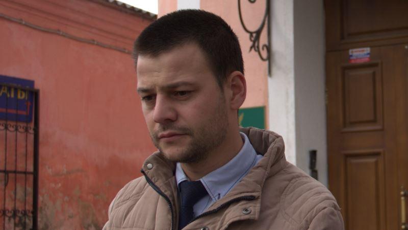 В Крыму адвокат заявил в полицию о похищении харьковчанина Стешенко
