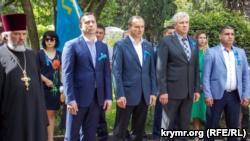 Ялта: на митинге памяти жертв депортации призвали освободить арестованных крымских татар (+ фото)