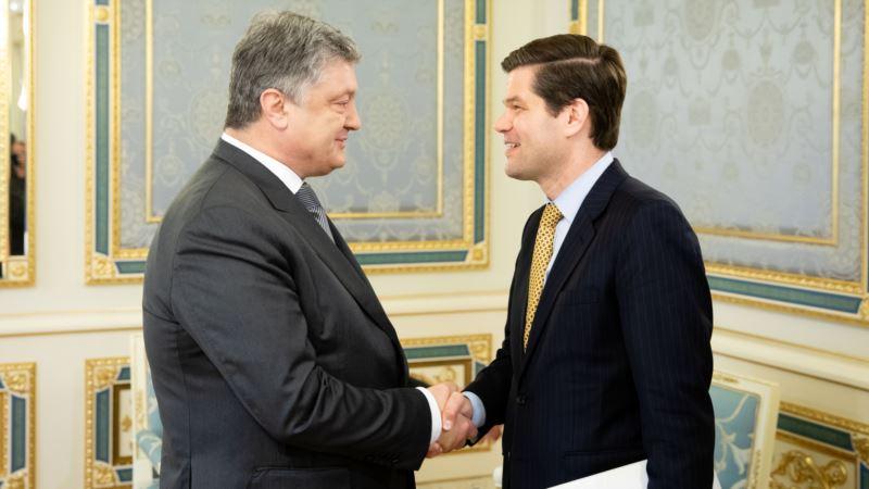 Порошенко призвал Вашингтон к более активной работе по освобождению украинских политузников