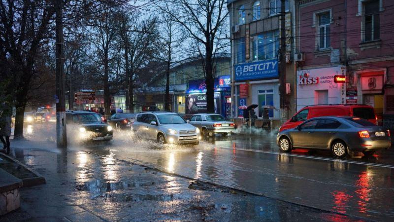 В Крыму ожидаются дожди и грозы – синоптики