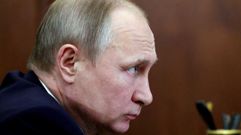 Путин поблагодарил правительство России за «интеграцию Крыма и Севастополя»