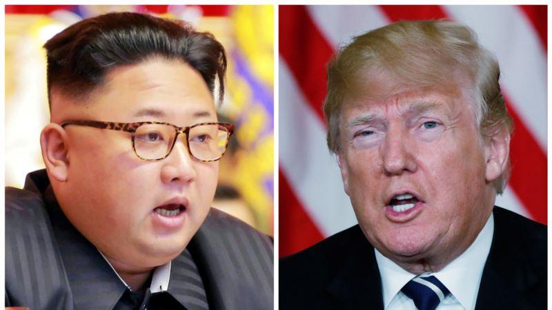 Пхеньян ставит под вопрос встречу Трампа и Кима