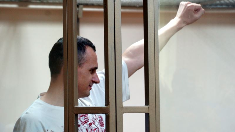 Телеканал «Настоящее время» показывает фильм про Сенцова