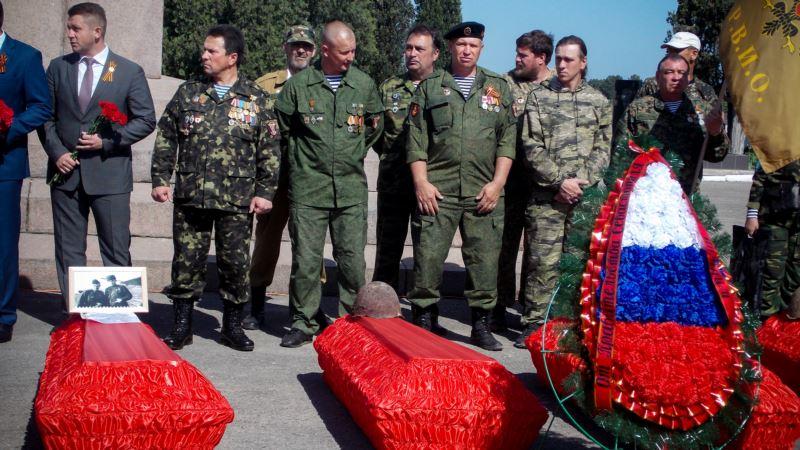 Под Севастополем захоронили останки 147 участников Второй мировой войны (+ фото)
