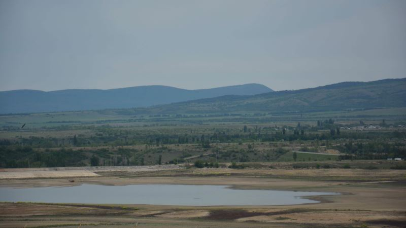 Объем воды Тайганского водохранилища уменьшился в 14 раз – Зубков
