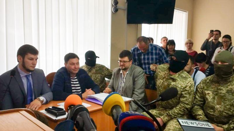 Херсон: прокурор просит арестовать главу «РИА Новости-Украина» Вышинского