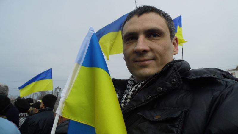 Севастополь: Игоря Мовенко приговорили к двум годам заключения