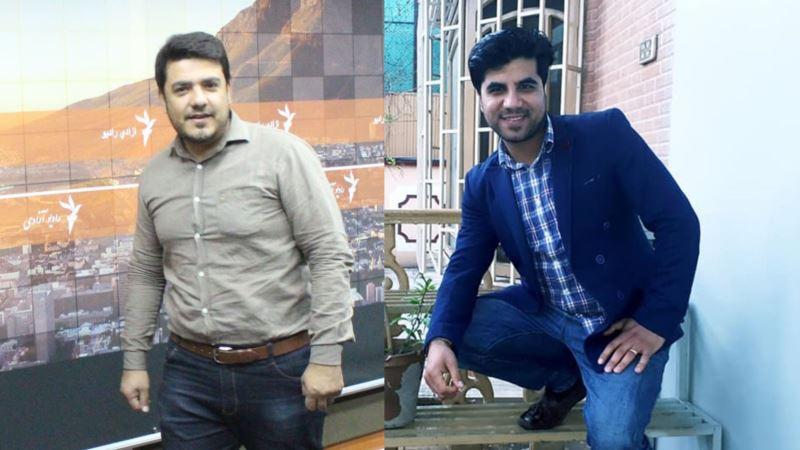 В Кабуле похоронили погибших 30 апреля журналистов Радио Свобода