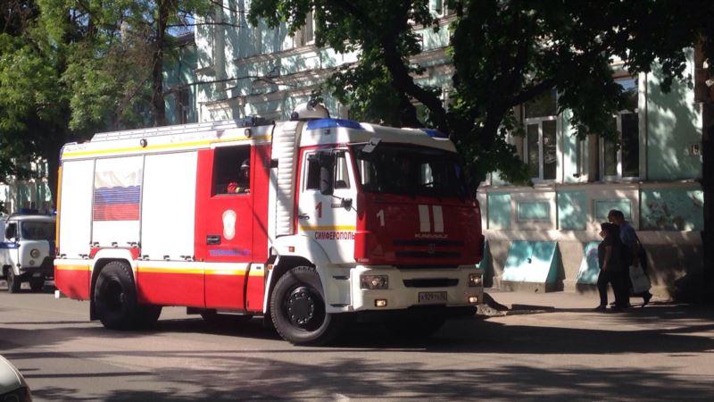 В Симферополе заминировали суд: заседание по делу Рамазанова прервано
