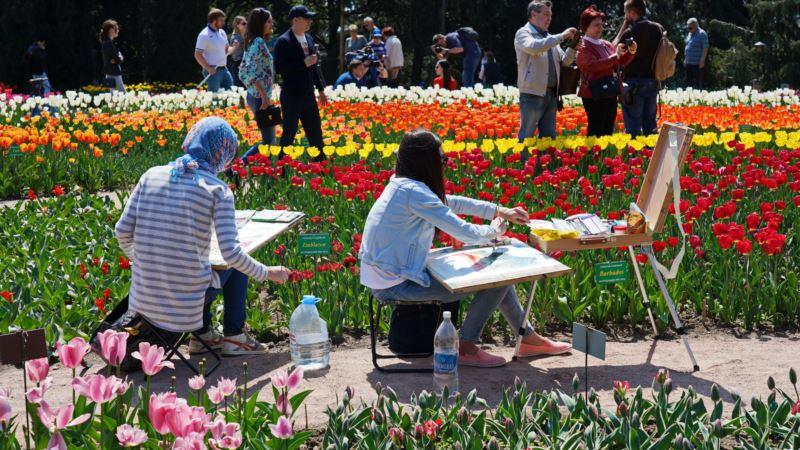 Никитский ботанический сад объявил о бесплатном входе для ветеранов 9 мая