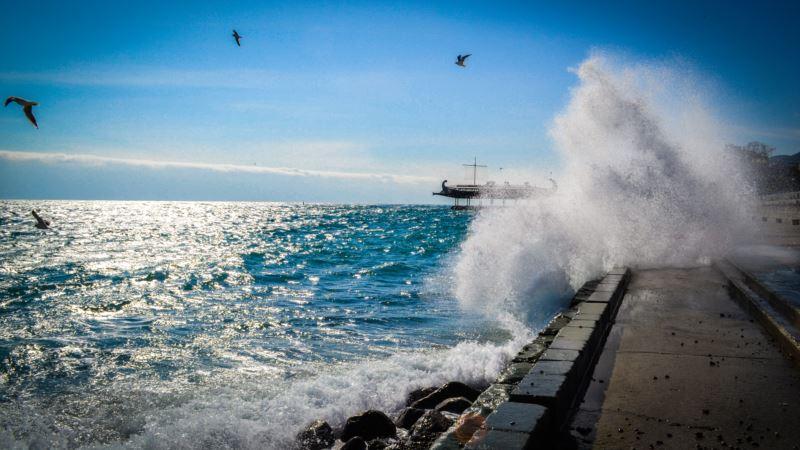 В Крыму ожидается сильный ветер