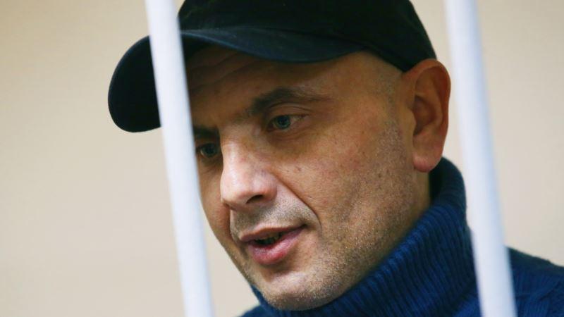 Осужденный в Крыму Захтей отказался давать показания по «делу Панова»